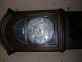 horloge à balancier Anciaux à Wasre 1978 dans l'état 250 Fargniers (02)