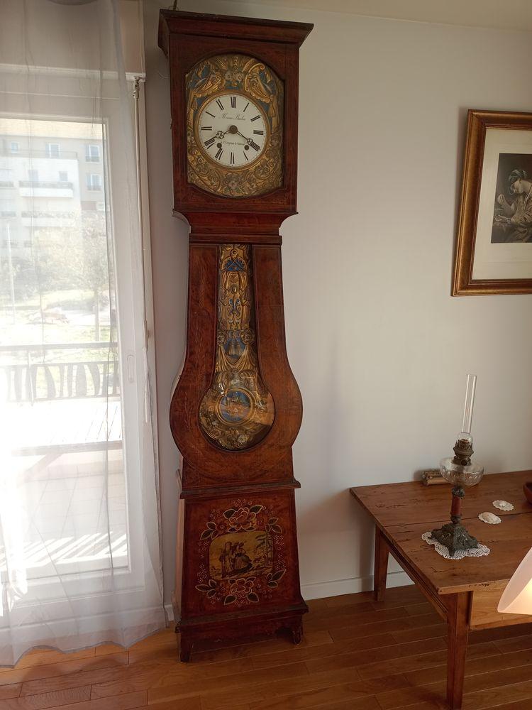 HOrloge comptoise  ancienne hauteur 2m30 1500 Antony (92)