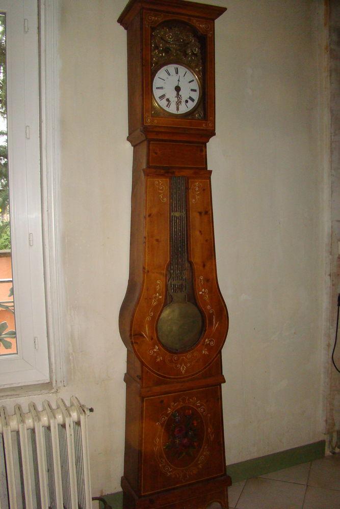Horloge comtoise ancienne fin XIX ème 290 Ermont (95)