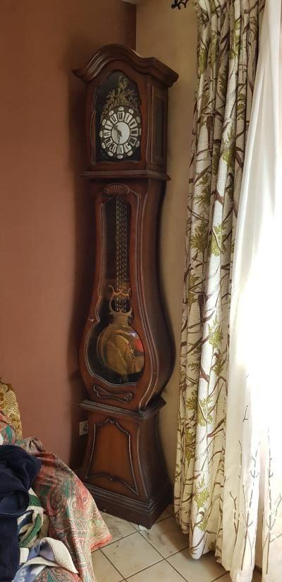 Horloge comtoise authentique   0 Sens (89)