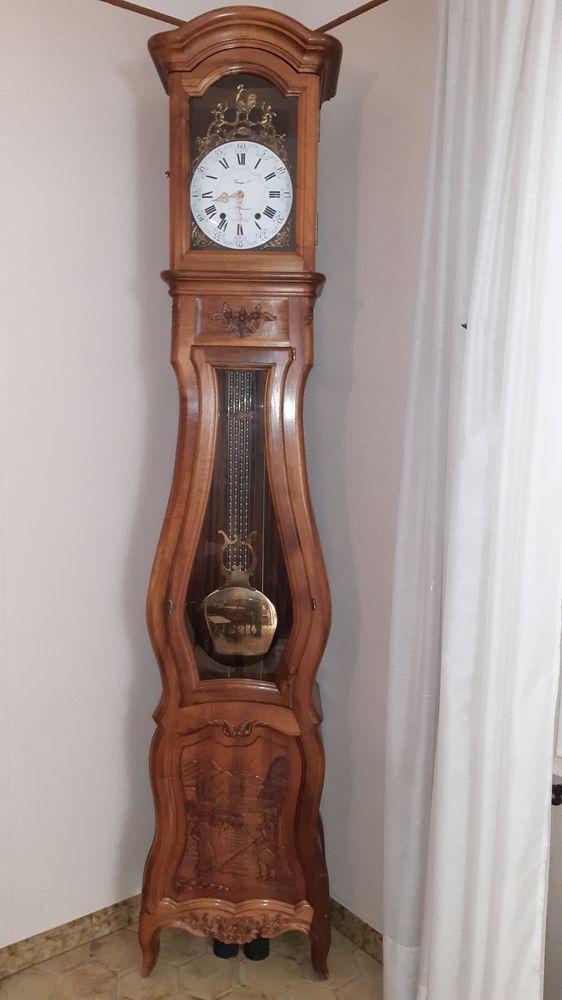 horloge comtoise 1200 Pierrefeu-du-Var (83)