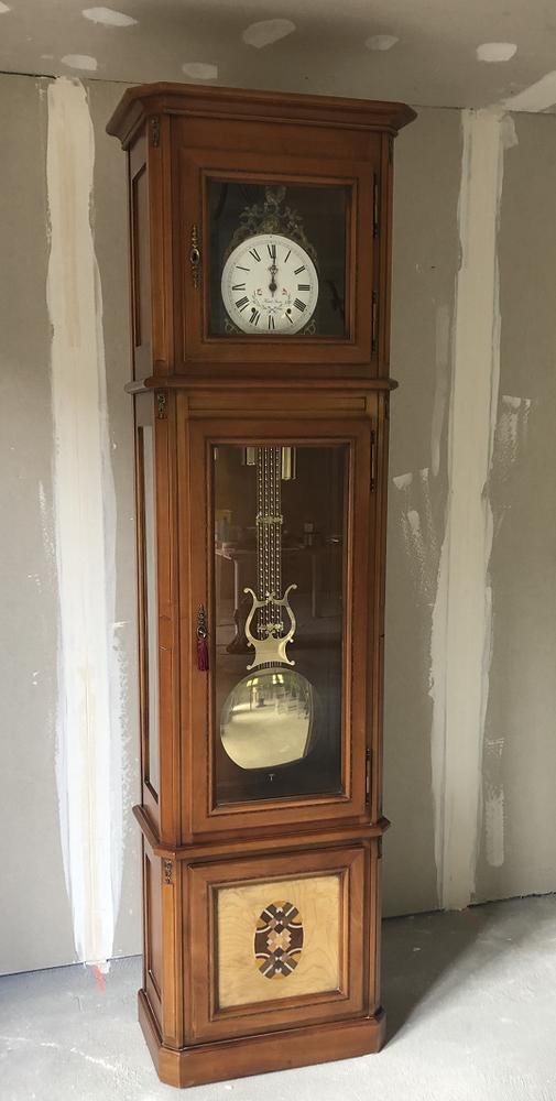 Horloge comtoise 0 Avrieux (73)