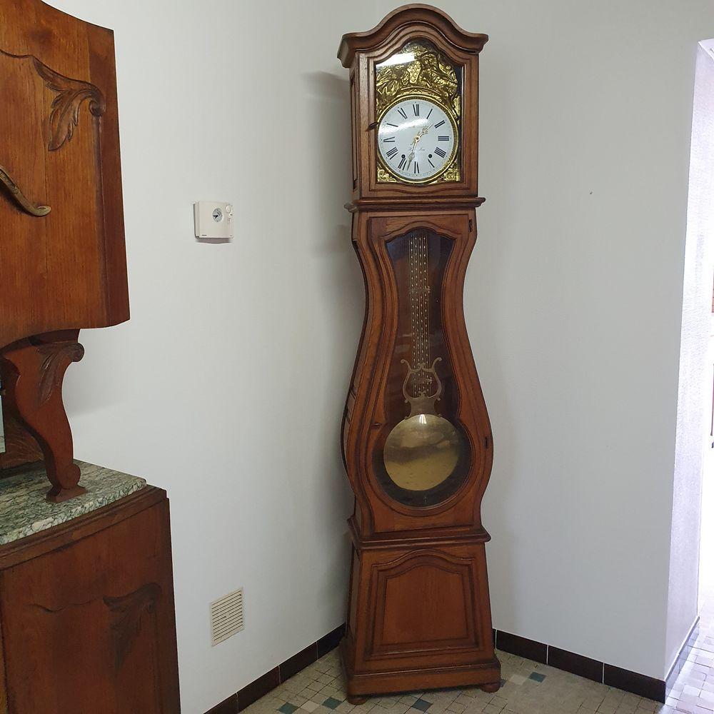 Horloge comtoise. 780 Capbreton (40)