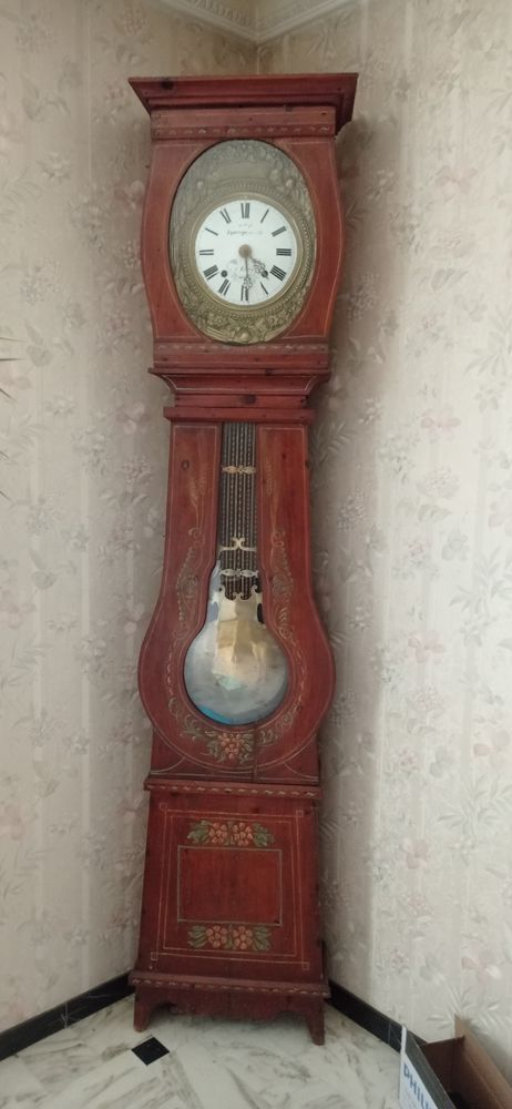 horloge comtoise Décoration