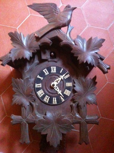 Achetez Horloge Coucou Foret Occasion Annonce Vente A Beauvais 60 Wb161710566