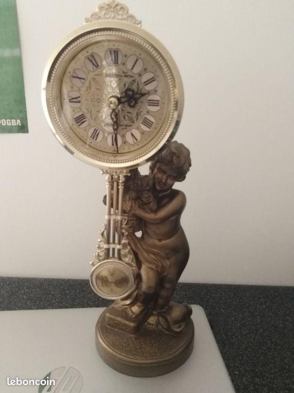 Horloge dorée 5 Annœullin (59)