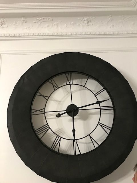 horloge Maison du monde 0 Paris 17 (75)