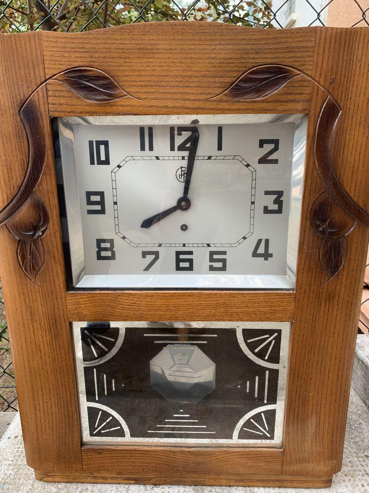 Horloge murale JBR vintage année 1950 Décoration