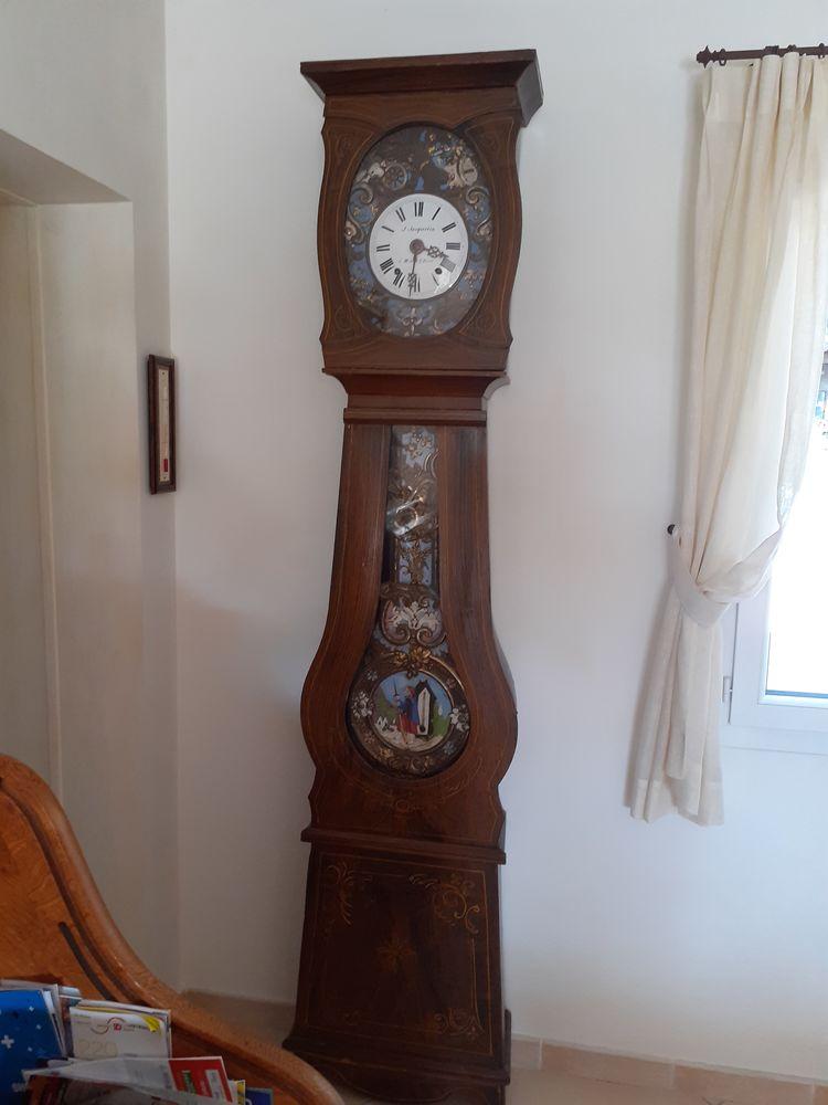 Horloge type comtoise Décoration
