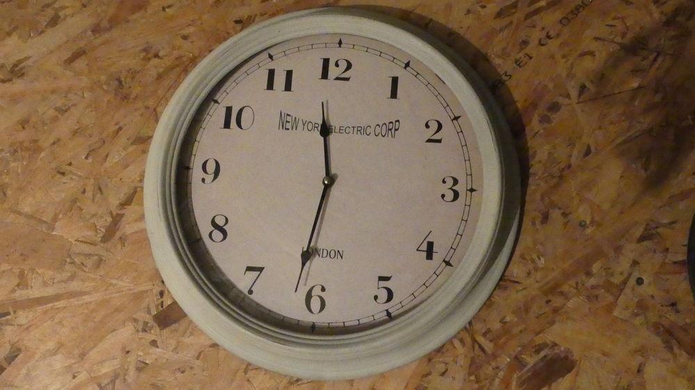 Horloge      new york electric corp                          25 Saint-Maixent-sur-Vie (85)