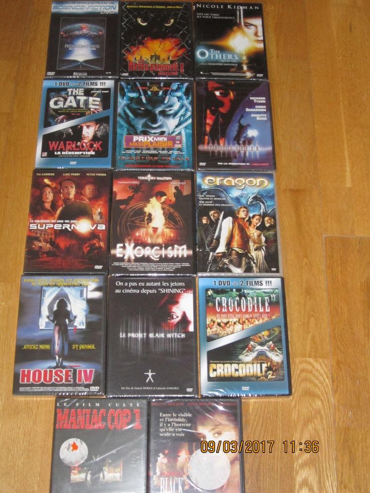 DVD horreur science fiction 13 Éleu-dit-Leauwette (62)