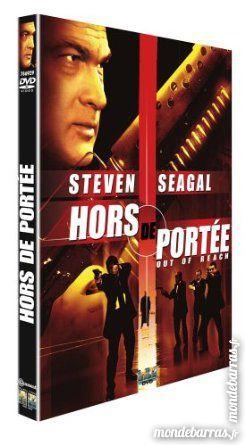 dvd hors de portée avec stevel seagal DVD et blu-ray