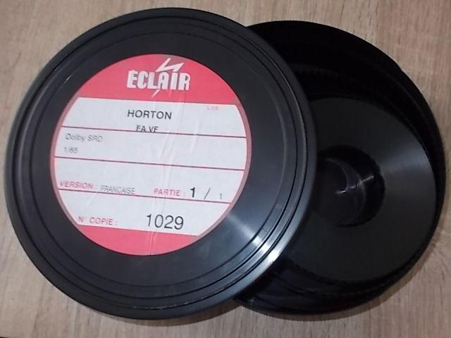 FA 35 mm : HORTON - 1029