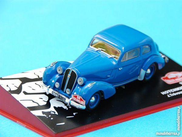 Hotchkiss 686Gs 1er Monte Carlo 1949 Ixo 1/43 Neuf Jeux / jouets