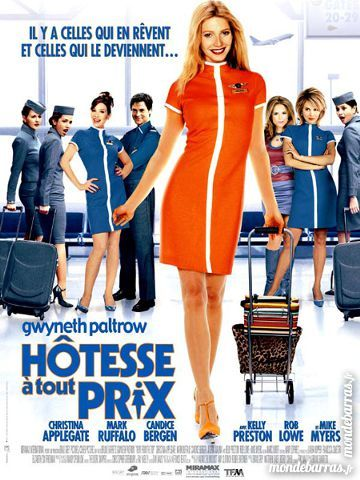 K7 Vhs: Hôtesse à tout prix (529) DVD et blu-ray