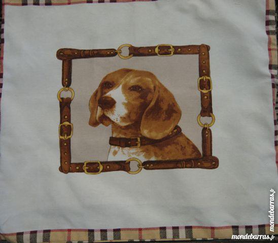 Achetez housse coussin chien occasion, annonce vente à Montalet le