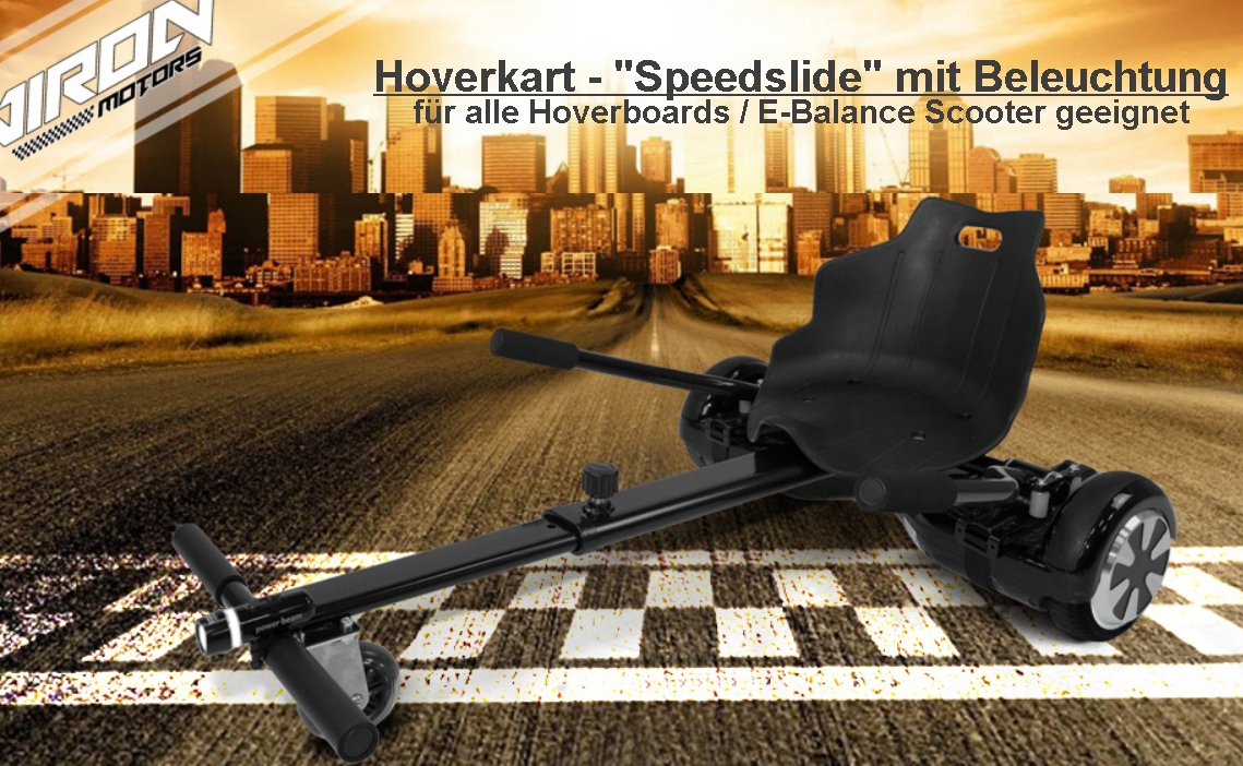 Hoverboard + hoverseat 600w  gyropode 350 Cambrai (59)