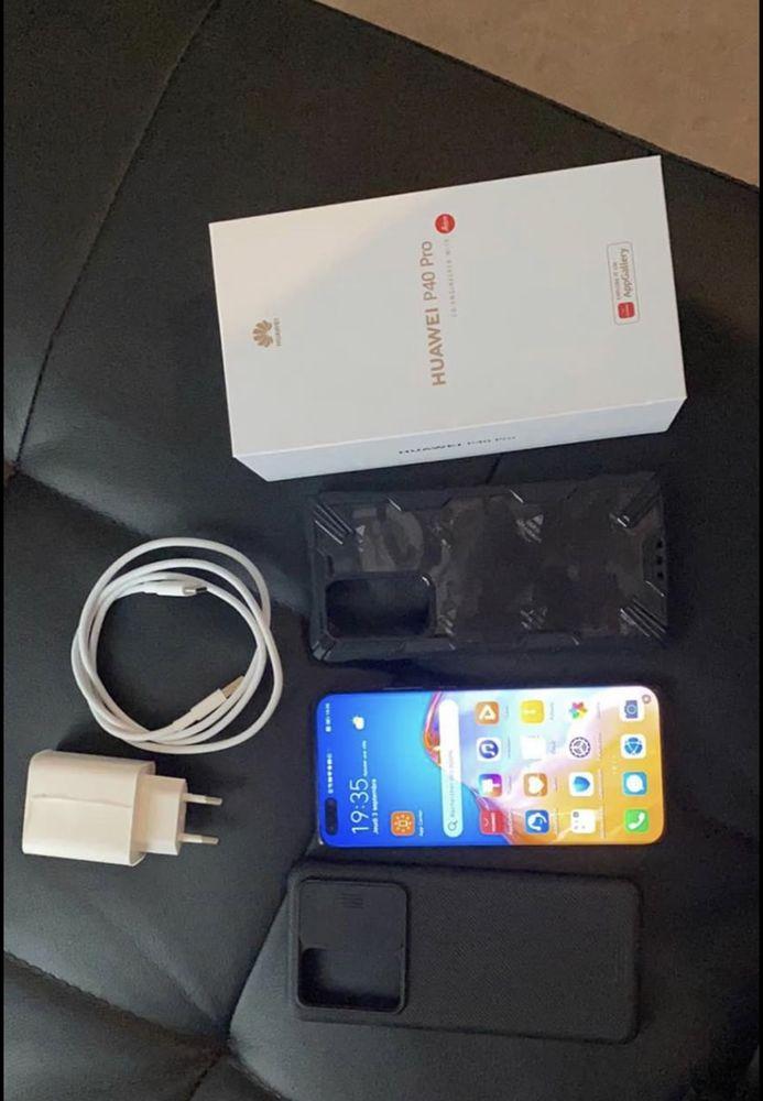 Huawei p40 pro 256go