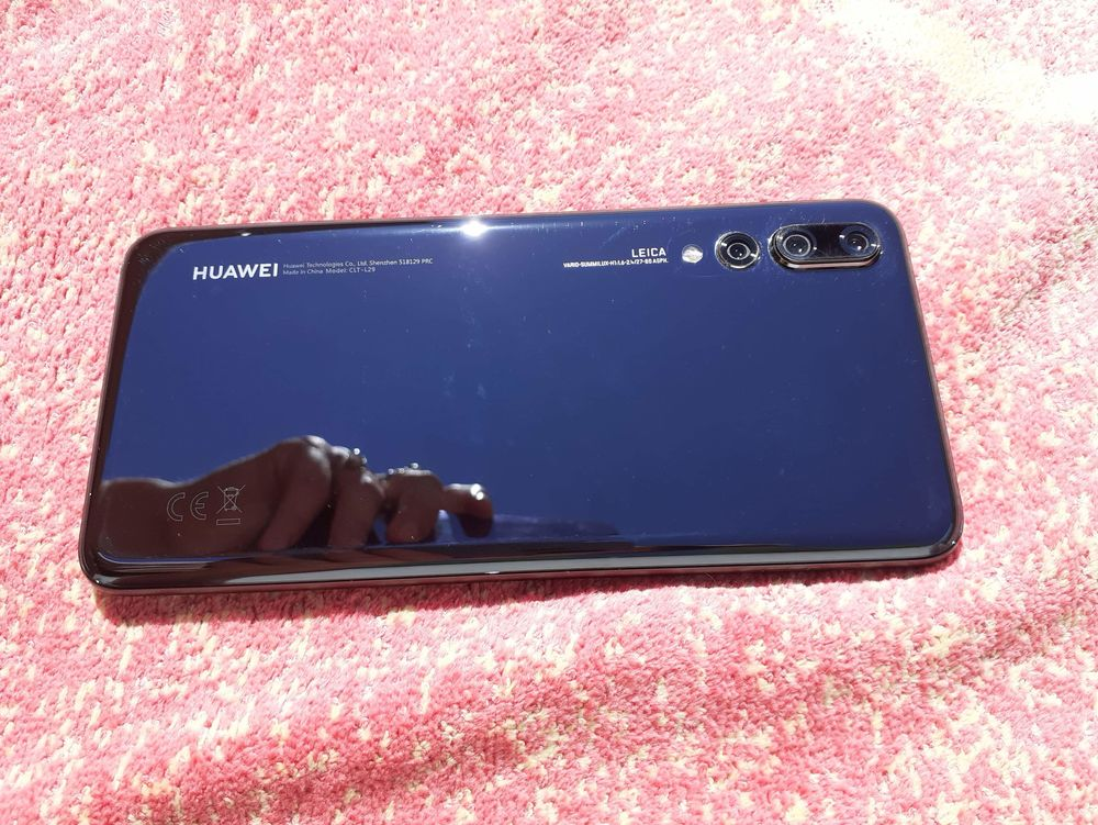 Huawei p20 pro 32go