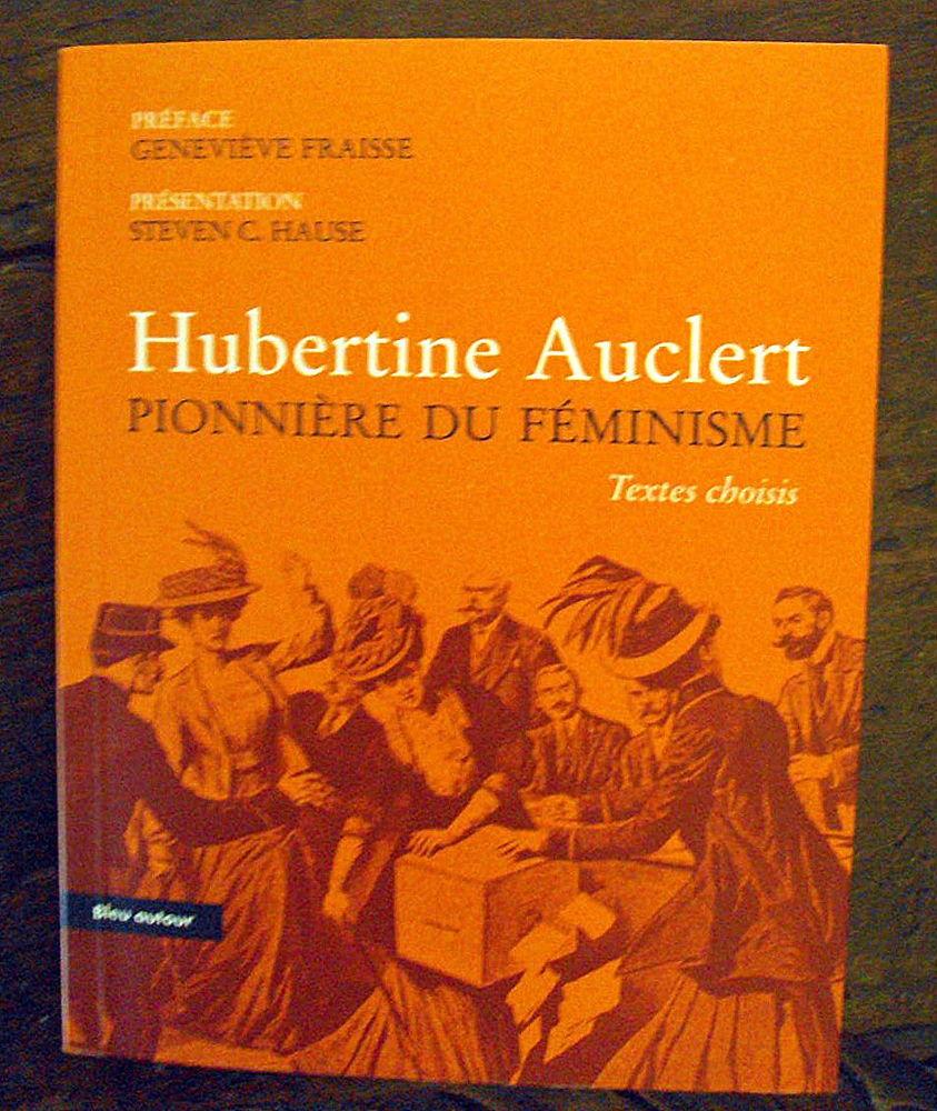Hubertine AUCLERT pionnière du féminisme 9 Clermont-Ferrand (63)