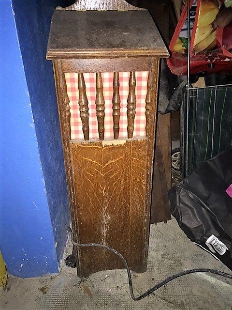 Achetez huche a pain en bois occasion annonce vente la rochelle 17 wb157 - Huche a pain en bois ...