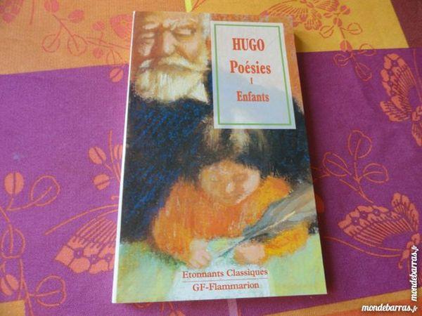 Hugo - Poésie I Enfants 1 Strasbourg (67)