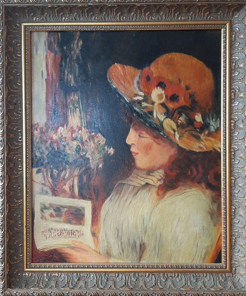 Huile inspirée de Renoir 400 Questembert (56)