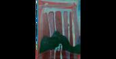 Huile sur toile Portal VI  signée Pascual Tarazona 0 Boulogne-Billancourt (92)