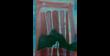Huile sur toile Portal VI  signée Pascual Tarazona