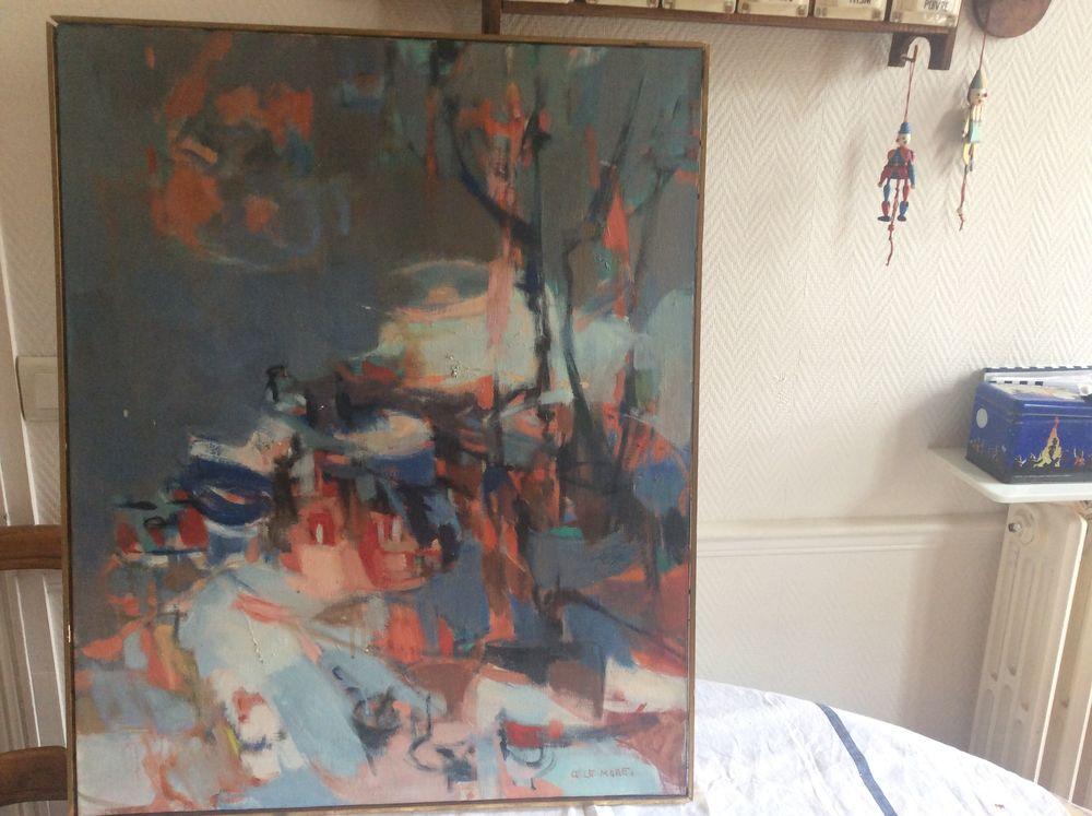 huile sur toile  180 Deauville (14)