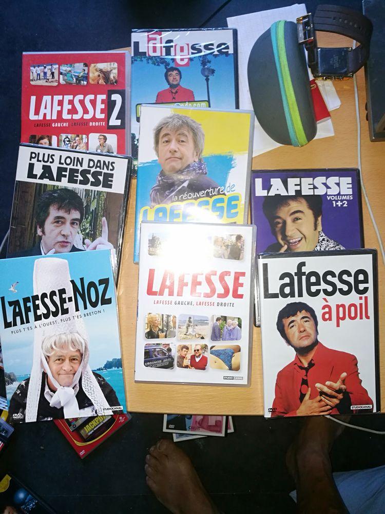 huit DVD Lafesse 15 Auxerre (89)