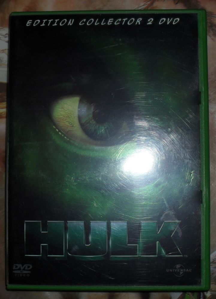 HULK Edition collector 2 DVD 30 Montreuil (93)