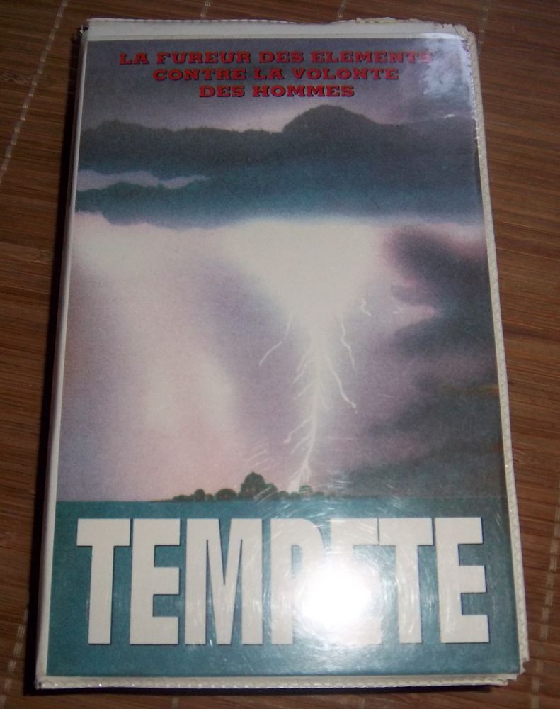 Vhs Hurricane tempete jerry jameson 1 Colombier-Fontaine (25)