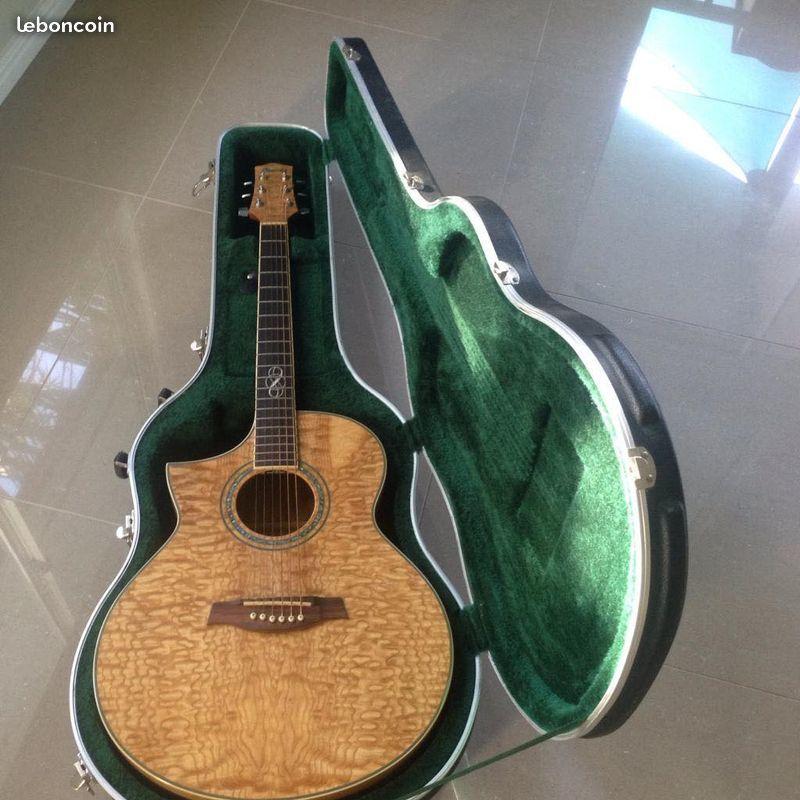 Ibanez EW20LASE Main gauche, guitare acoustique 300 Queyrac (33)