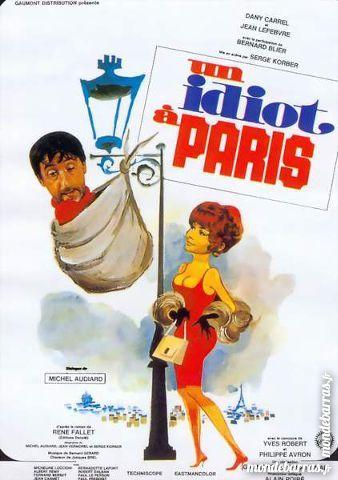 Dvd: Un Idiot à Paris (334) DVD et blu-ray
