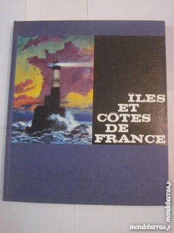 ILES ET COTES DE FRANCE livre d'images à coller Livres et BD