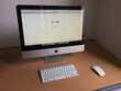 iMac grand écran 21.5 année 2011 Paris 18 (75)