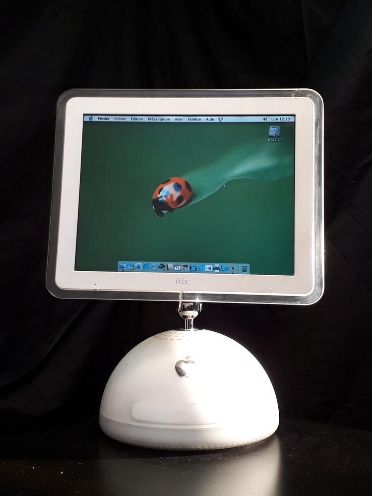iMac G4 Modèle Tournesol (2002) Matériel informatique