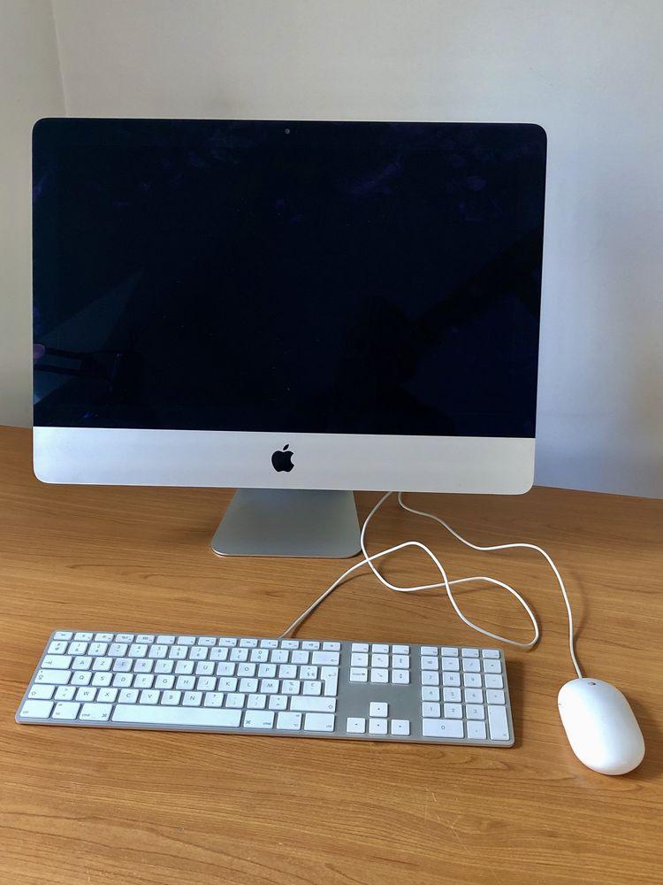 iMac 24 pouces APPLE Ultra Slim avec clavier et souris Matériel informatique