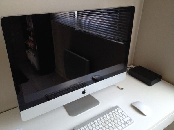 """iMac 27"""" Matériel informatique"""