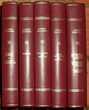 'Les Immortels Chefs-d'Oeuvre' Maurois André 5 volumes