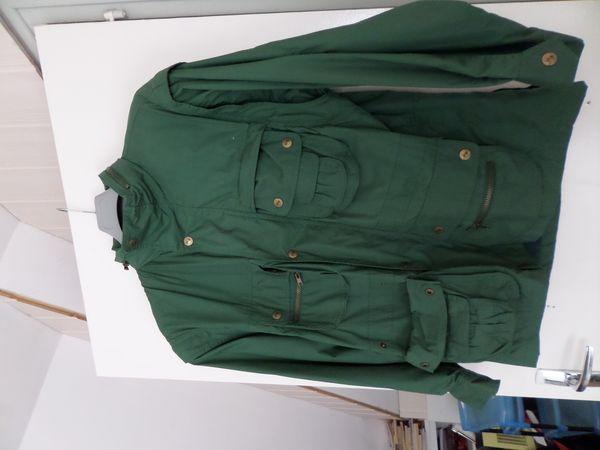 imper ou en manteau pour équitation mixte Taille S .verte 12 Ancenis (44)