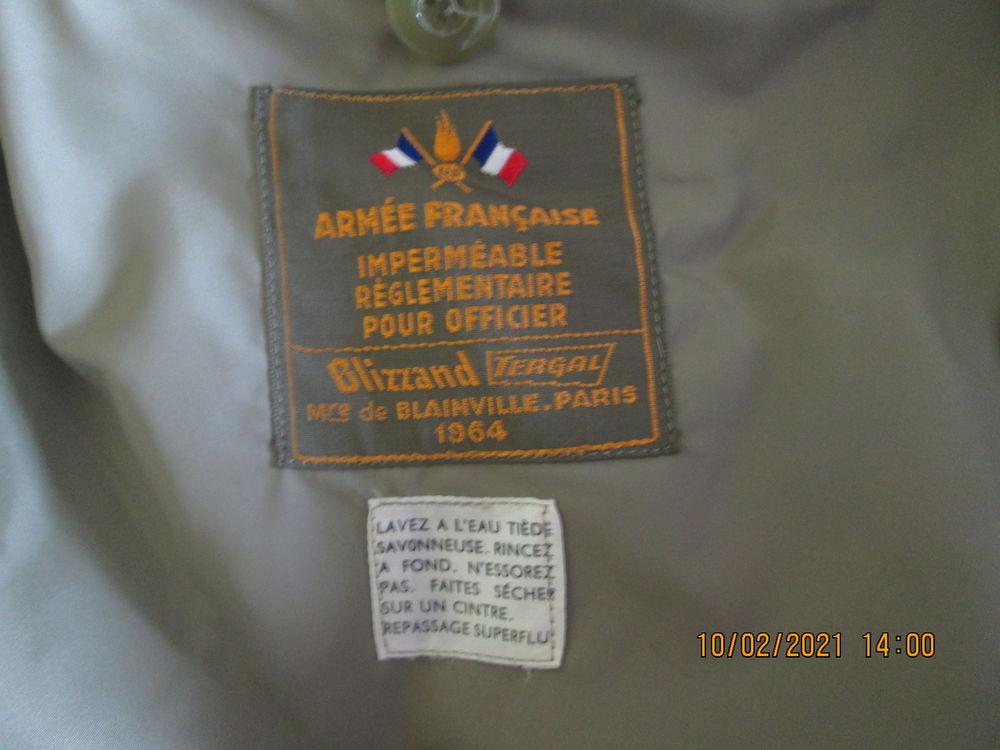 imperméable militaire  120 Épernay (51)