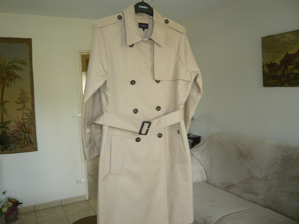 Imperméable Trench Coat 80 Bourges (18)