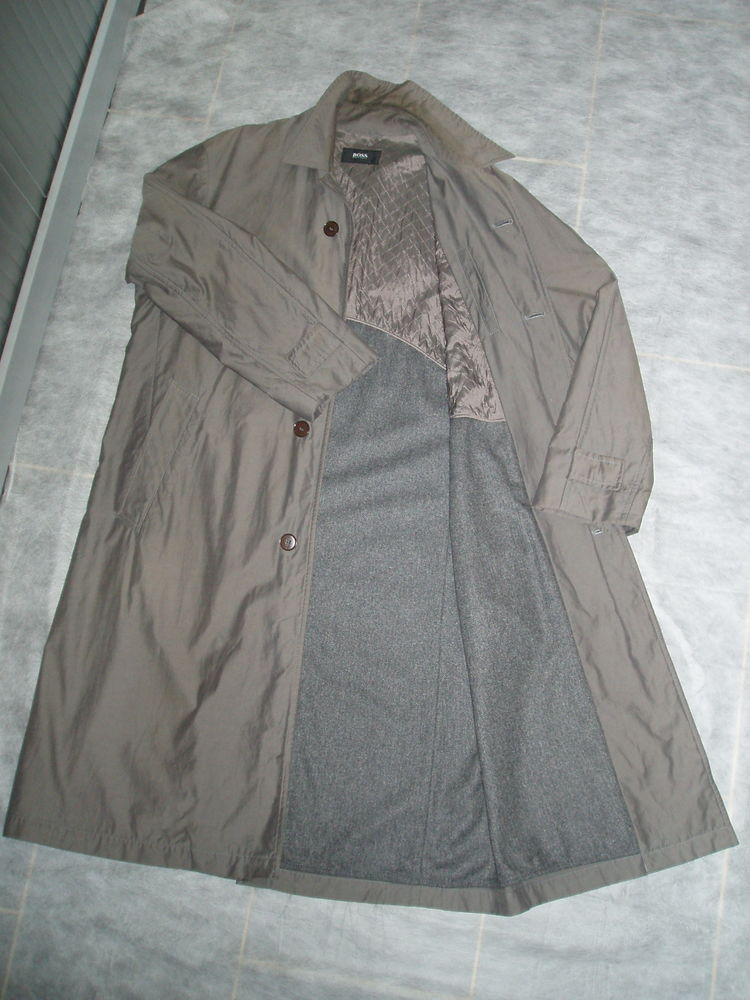 IMPERMEABLE TRENCH HUGO BOSS taille 40 NEUF 0 Corbeil-Essonnes (91)