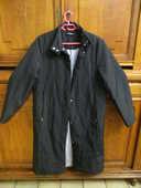 lot de 3 imperméables ou manteaux demi saisons longs noirs 0 Mérignies (59)