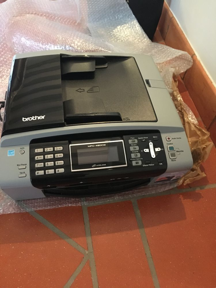 Imprimante brother MFC 490CW 40 Pessac (33)