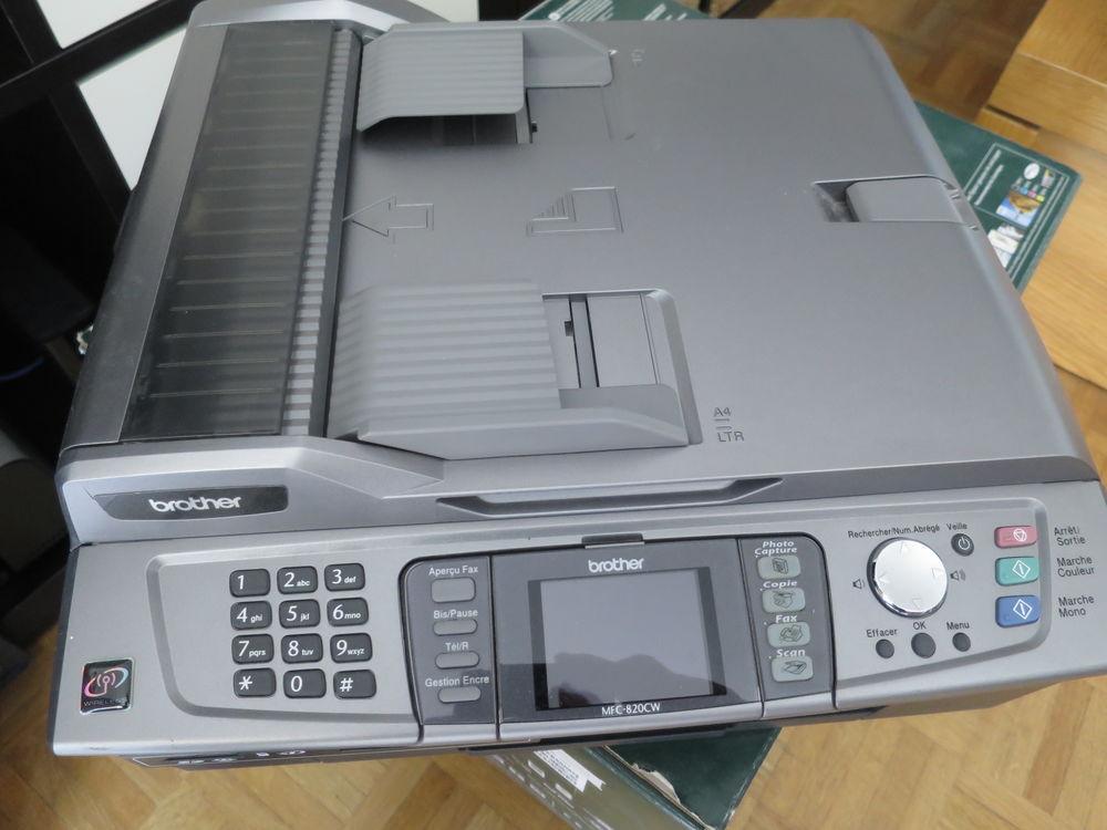 Imprimante Brother Multi-fonctions couleur (4en1) 39 Paris 13 (75)