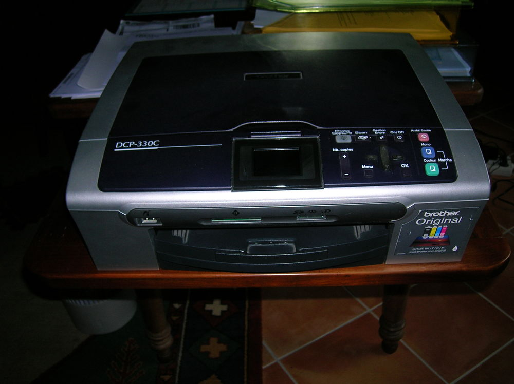 Imprimante BROTHER 25 La Rochelle (17)