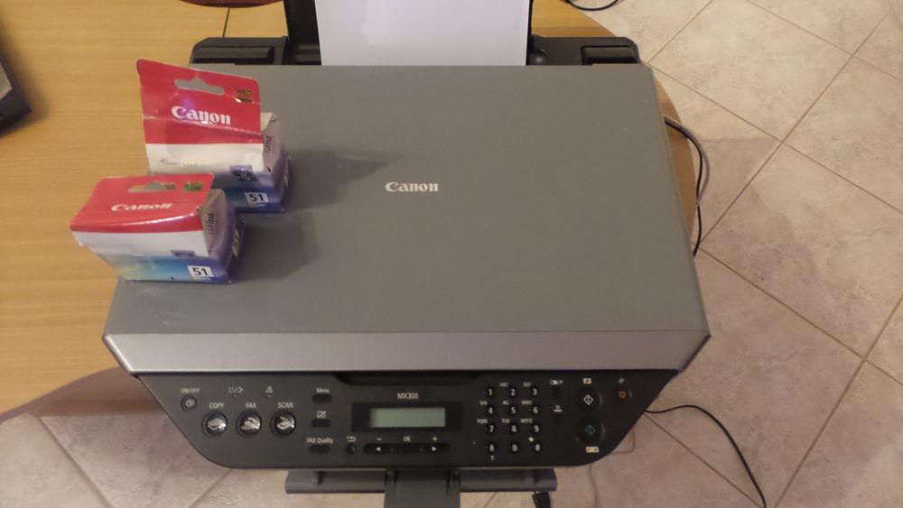 imprimante canon + cartouche encre couleur 50 Saint-Trivier-de-Courtes (01)